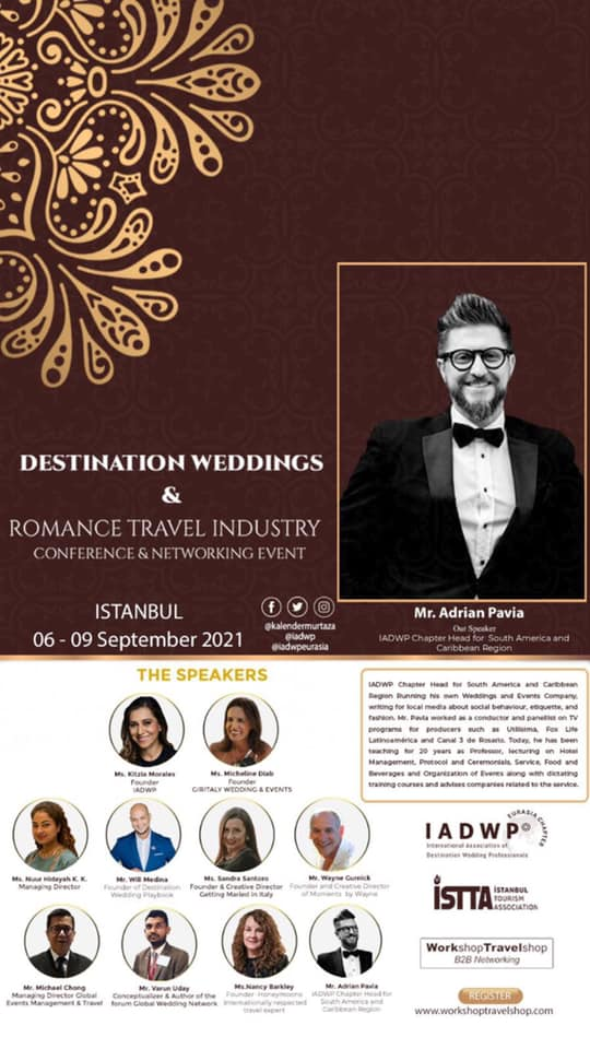 Destination & Romance Wedding Conference
